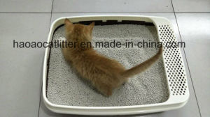 1-3.5mm Ball Bentonite Cat Litter for Cat Cleaning pictures & photos