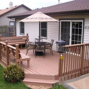 High Quality Composite Decking pictures & photos