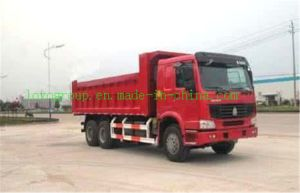 Sinotruk HOWO 6X4 Dump Trucks Tipper Truck for Sale pictures & photos