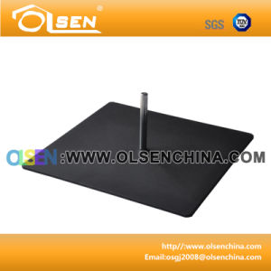 40*40cm Base Plate for Flying Banner pictures & photos