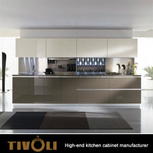 High Gloss Kitchen Furniture with Custom Design for Appartments pictures & photos