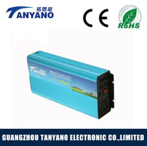 1000W DC 12V to AC 220V Pure Sine Wave Solar Power Inverter pictures & photos