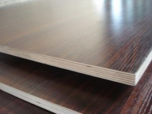 ISO9001: 2008 Matt Surface /Texture Surface Melamine Plywood pictures & photos
