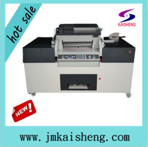 New Design Photobook Making Machine