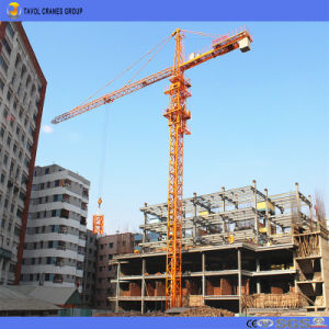 Qtz125-6015 10t Chinese Ce ISO Building Construction Top Kits Tower Crane Manufacturer pictures & photos