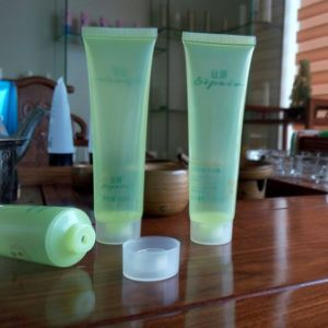 60ml Colored Clear Transparent Cosmetic Tube for Packaging pictures & photos