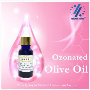 Medical Ozonated Olive Oil for Incision Point Disinfection After Minimally Invasive Surgery pictures & photos
