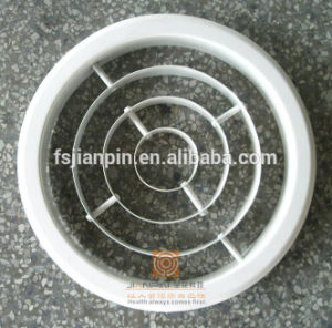 Round Ceiling Diffuser Parts Jet Nozzle Registers for HVAC pictures & photos