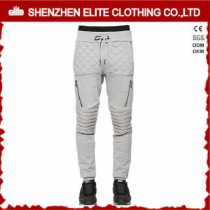 2017 Newest Design Fashion Jogger Pants Grey (ELTJI-15) pictures & photos