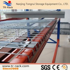 Steel Wire Mesh Decking for Pallet Racking pictures & photos