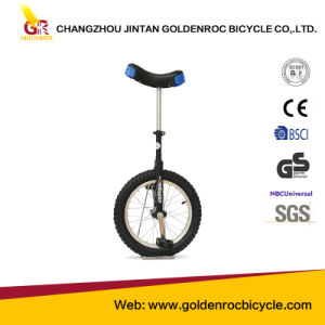 (U1601B) Classical Single Wheel Balance Unicycle pictures & photos