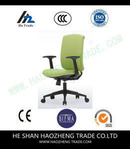 Hzmc143 Back Office Swivel Chair - Green Screen Cloth pictures & photos