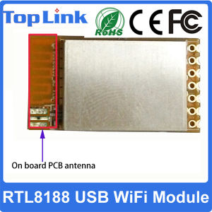 Hot Selling 150Mbps Realtek Rtl8188 USB Embedded Wireless WiFi RF Module pictures & photos