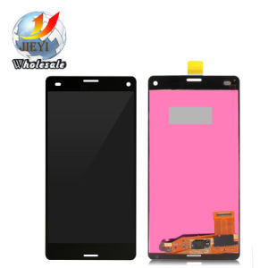 Original LCD for Sony Xperia Z3 Compact D5803 LCD Display Touchscreen Glas Scheibe Original Black pictures & photos