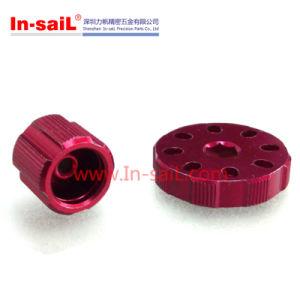 2016 Hot Sale Aluminium Alloy CNC Machining Pipe Connectors pictures & photos