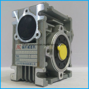 Motor Combined Worm Speed Reducer pictures & photos