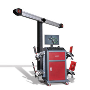 3D Wheel Alignment Machine AA-Wa3d3 pictures & photos