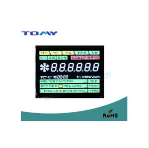 LCD Glass for Digital Calculatrice in Office Devices pictures & photos