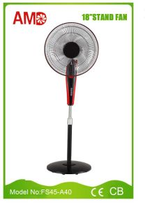 "Hot-Sale Good Design 18"" Stand Fan with CB Ce Approved (FS45-A40) pictures & photos"