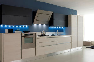 High Gloss Kitchen Cabinet Simple Designs for Sale pictures & photos