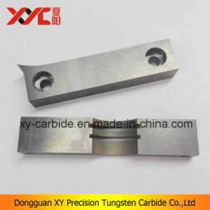 Precision Tungsten Carbide CNC Machining Parts pictures & photos