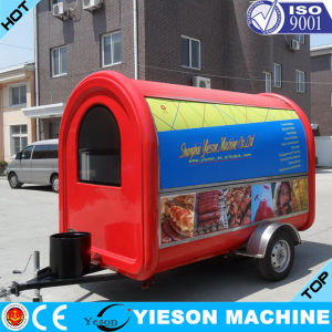Firberglass Mould China Mobile Food Cart Designer Price pictures & photos
