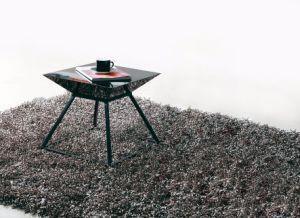 Diamond Shape Tea Table Coffee Table Furniture (CJ-M070) pictures & photos