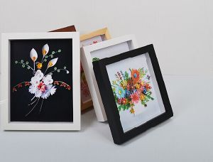 3D Wood Wholesale Deep Shadow Box Picture Frame pictures & photos