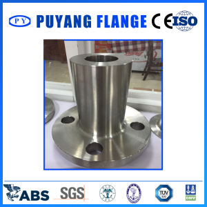 Forged 150# Stainless Steel Long Weld Neck L=400mm F304L pictures & photos