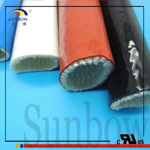 Large Size High Temperature Insulation Fiberglass Sleeving pictures & photos