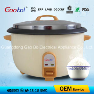 Big Commercial Drum Type Rice Cooker pictures & photos