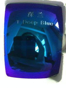 Colorful Eyeglasses Polarized Tac Lens (T Deep Blue)