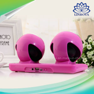 Bluetooth 2.1 Wireless Computer Speaker Box with TF and USB pictures & photos