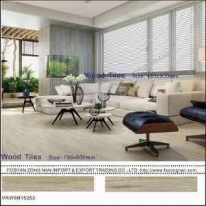 Ceramic Matt Wood Floor Tile for Home Decoration (VRW9N15073, 150X900mm) pictures & photos