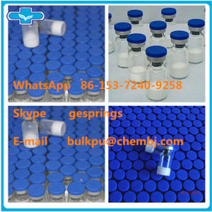 Sermorelin Acetate Growth Hormone Releasing Peptide pictures & photos
