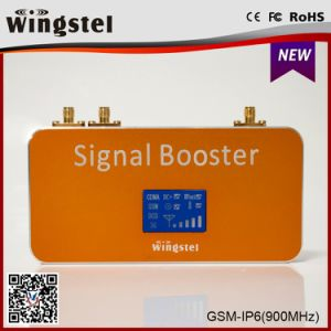 Inside 2g 3G 4G Network Cell Phone Signal Booster for Home pictures & photos