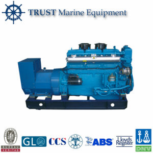 Auto Start Marine Emergency Diesel Generator Set for Ship Yacht pictures & photos