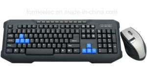 Multi Media Wireless Keyboard Mouse pictures & photos