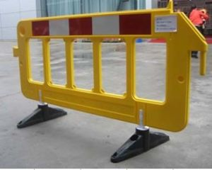 2mtr HDPE Road Barricade Barrier (S-1644B) pictures & photos