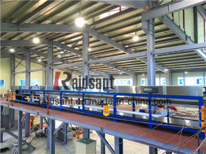 2016hot Sale Full-Automatic Epoxide Resin Granulating Machine pictures & photos