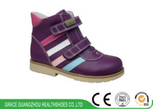 Grace Ortho Kids Corrective Boots Soft Support Shoes pictures & photos