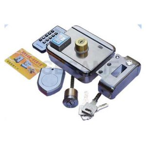 Electric Control Lock with Outdoor for Access Control (SEC4C) pictures & photos