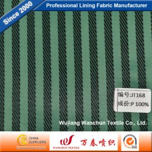 High Quality Polyester Dobby Fabric for Garment Lining Jt168 pictures & photos