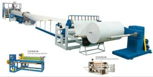 EPE Foamed Sheet Film Extrusion Line pictures & photos