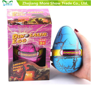 Growing Pet Dinasour Eggs Hatching Egg Toys 8*12cm pictures & photos