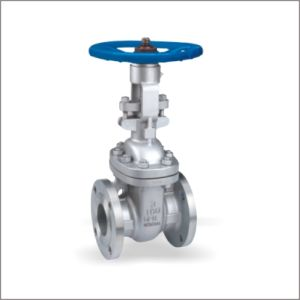 Blue Valves with Blue Panting Surface Treatment pictures & photos