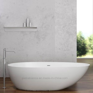 Cheap Composite Stone Solid Surface Bathtub (PB1050N)