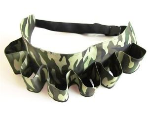 Redneck Beer & Soda Can Holster Belt (Camouflage) pictures & photos