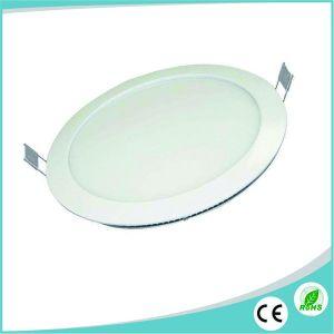 3W/6W/9W/12W/15W/18W Slim Round LED Ceiling Light Panel pictures & photos