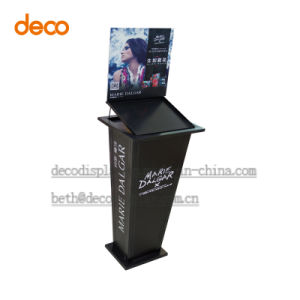 Cardboard Display Shelf Paper Floor Display Stand for Retail pictures & photos